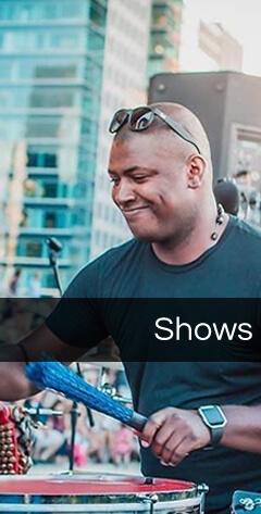 Shows - JC Santos Music